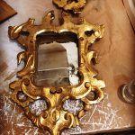 cornucopia dorada antigüedad