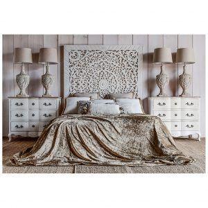 Cómodas modelo Roma en dormitorio de Vical