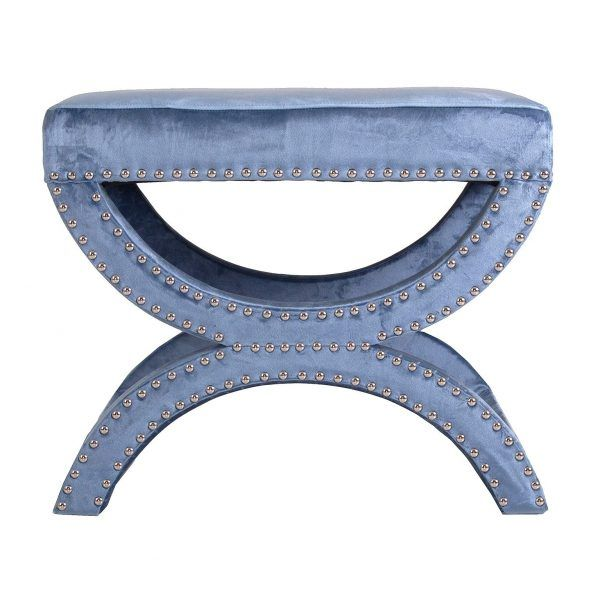 pie de cama azul troyes