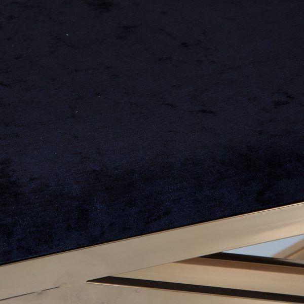 Detalle pie de cama salzburgo