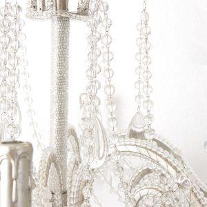 detalle lampara de techo kalach