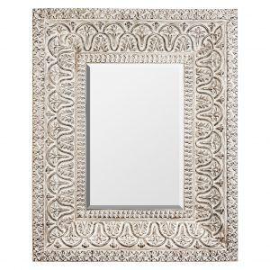 Espejo rectangular mosa