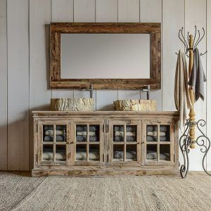 Espejo en cuarto de baño modelo tromso de vical home