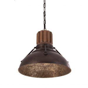 lampara de techo estilo industrial