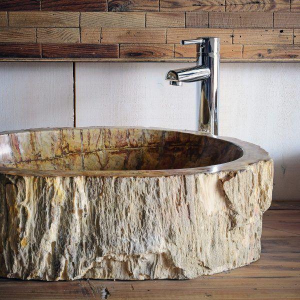 perfil lavabo natural crema geminis