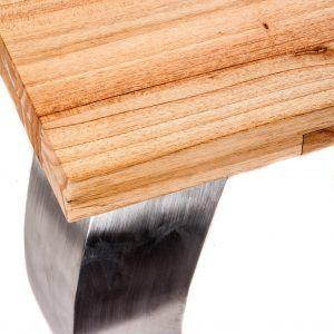 detalle de la mesa oriental vannes