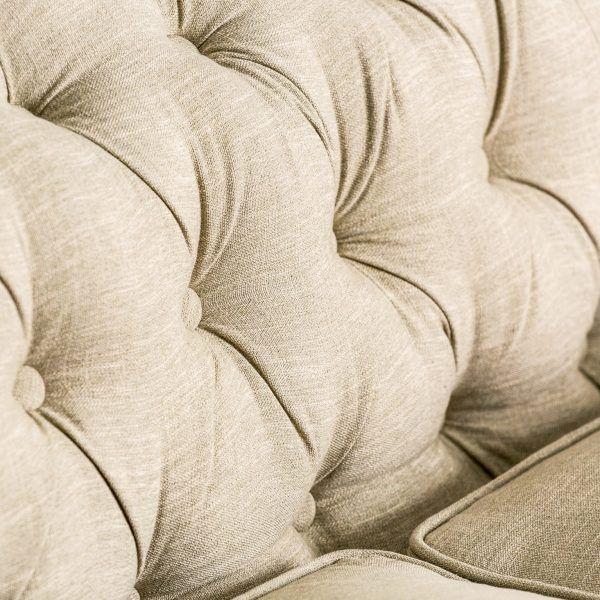 sofa capitone messel