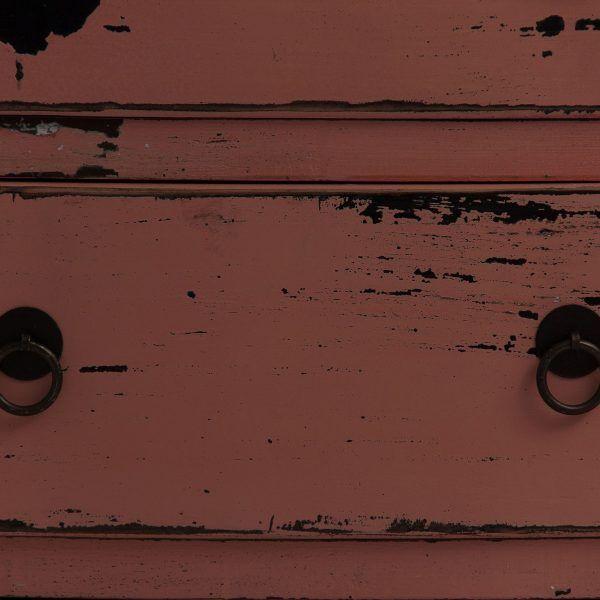 detalle cajón mesita de noche kiato