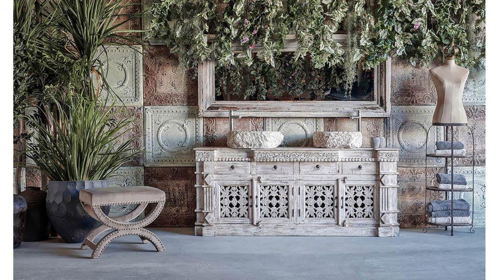 muebles originales para el baño