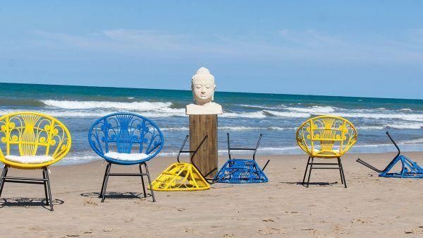 silla balos en verano