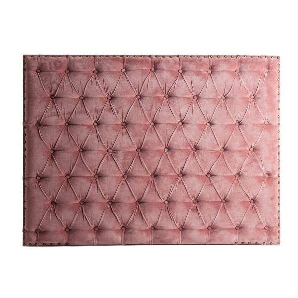 cabecero rosa
