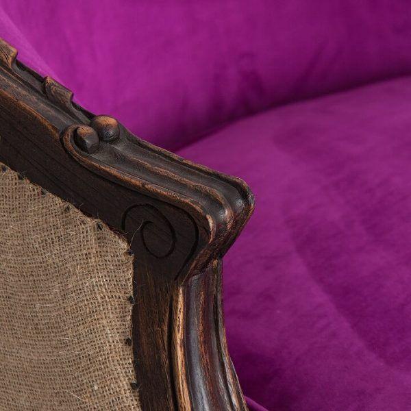 detalle sillón johvi