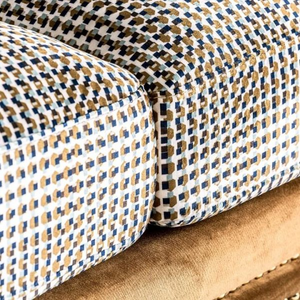 detalle tela sofa aspach