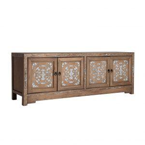 perfil mueble tv macao