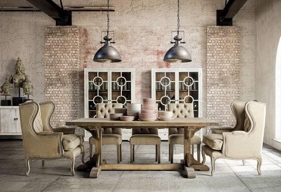 muebles rusticos modernos