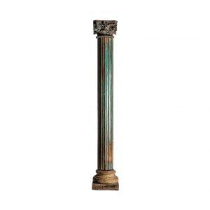 columna turquesa