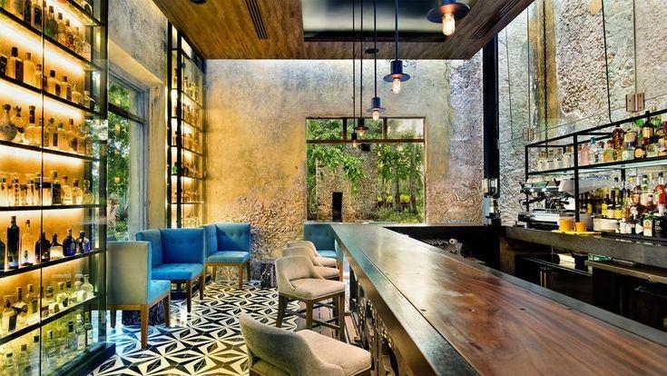 Restaurante Ixi'im de Chablé Resort & Spa en Mexico